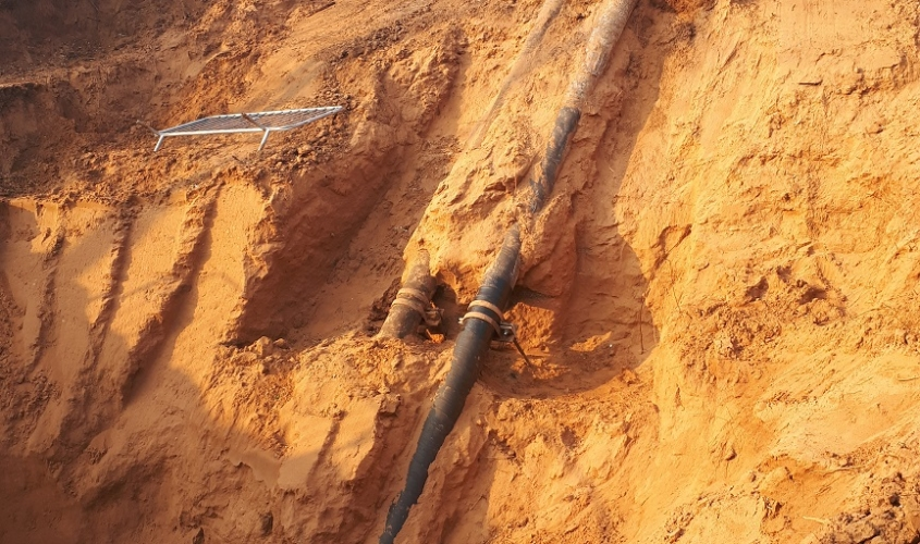 BPA Pipeline repairs